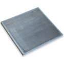 OXY-FUEL CUTTED PLATE